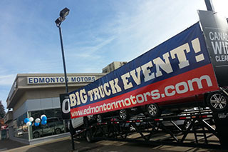 Bug Truck Event Banners