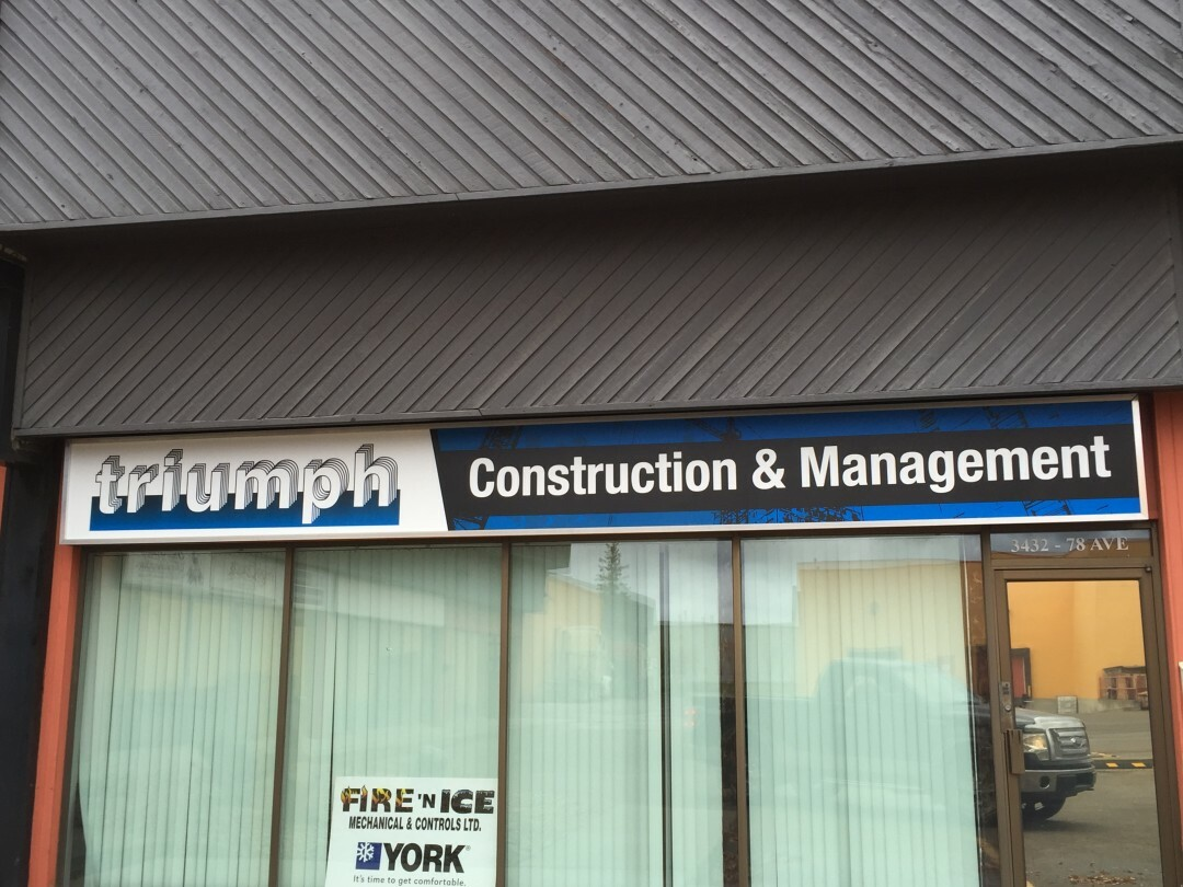 Triumph Construction & Management